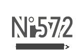 N°572ロゴ